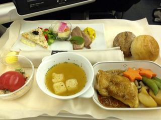 24回目の台湾--日本航空「JL099」便