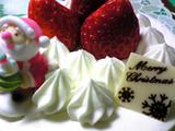モロゾフのクリスマスケーキ