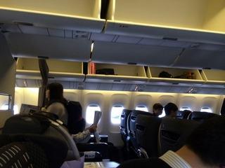 27回目の台湾--日本航空「JL096」便