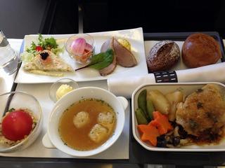 23回目の台湾--日本航空「JL097」便