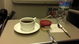 海外赴任後3度目の帰省 - 日本航空「JL729」便のビジネスクラス
