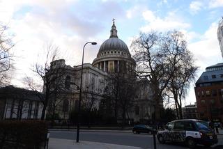 セント・ポール大聖堂 @シティ・オブ・ロンドン