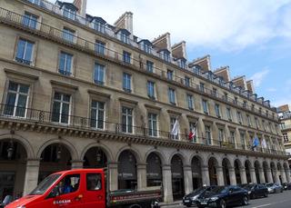 フレンチレストラン「ル・ファースト(Le First)」 @The Westin Paris