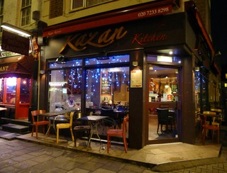 Kazan Kitchen @ロンドン