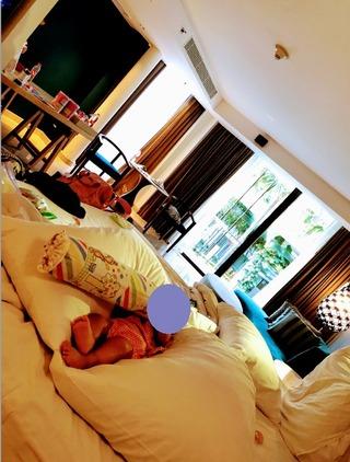 客室 @ル メリディアン バリ ジンバラン(Le Meridien Bali Jimbaran)