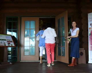 Highlands Prime Steakhouse @フィリピン・タゲイテイ