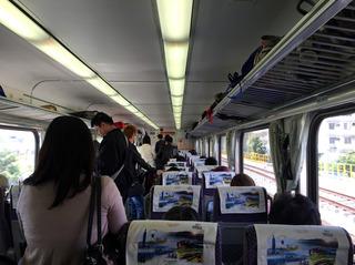 台湾のローカル列車と駅弁