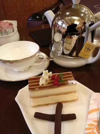 横浜で「TWG」の紅茶が飲める場所 @横浜ベイシェラトン