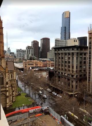 ウェスティン・メルボルン(The Westin Melbourne)施設編 @オーストラリア・メルボルン