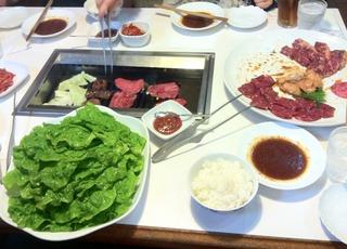 焼肉「なべしま」 @奄美大島