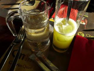 ブラッスリー「Le Fiacre」で名物ムール貝を食す @ベルギー・ブリュッセル