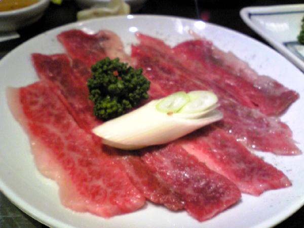 恵比寿『京城(けいじょう)』で近江牛焼肉を食す!