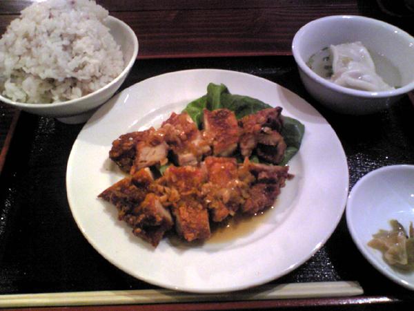 恵比寿餃子「大豊記」でランチを食す!