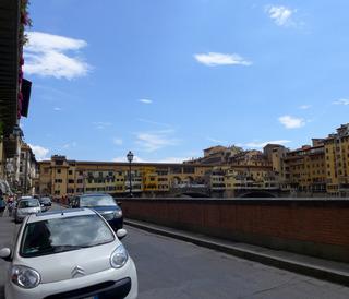 フィレンツェ観光 @イタリア・フィレンツェ