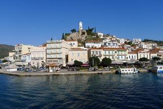 エーゲ海クルーズ イドラ島〜ポロス島 @ギリシャ・アテネ