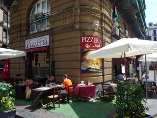 ナポリで出会ったピッツァの名店「D'Angeli(ダ・アンジェリ)」 @イタリア・ナポリ