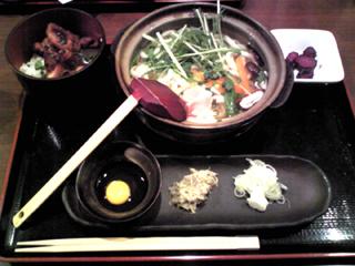 恵比寿「彩鶏(IRODORI)」の揚げ鶏定食を食す!