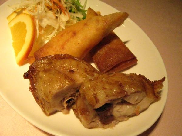 沖縄のラグナガーデン「壺中天」にて中国料理を食す!