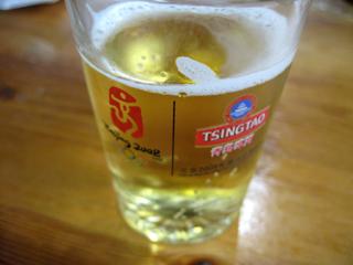 青島ビール第一工場で、出来たての「青島啤酒」を飲む!