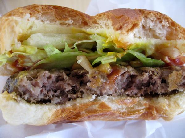 伊予市『いよっこら・ハンバーガー』を食す!