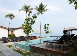 ���������� �ӡ��� �꥾���ȡ����।���Escape Beach Resort Koh Samui��