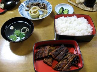 四国・四万十川の天然鰻を食す!愛媛県の広見川の天然鰻専門店「末廣 (末広 すえひろ)」