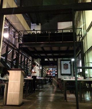 隠れ家バー「Safehouse Bar」 @ジャカルタ・メガ クニンガン