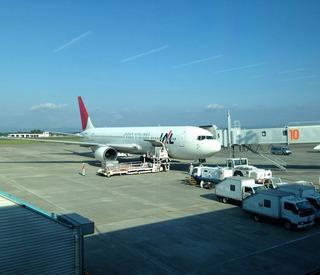 日本航空「JL1874」便