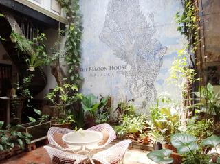 まるで森の中のカフェ「ザ・バブーン・ハウス(The Baboon House)」 @マレーシア・マラッカ