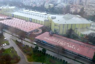 シェラトン・インタンブールアタコイホテル(Sheraton Istanbul Atakoy)施設編 @トルコ・イスタンブール