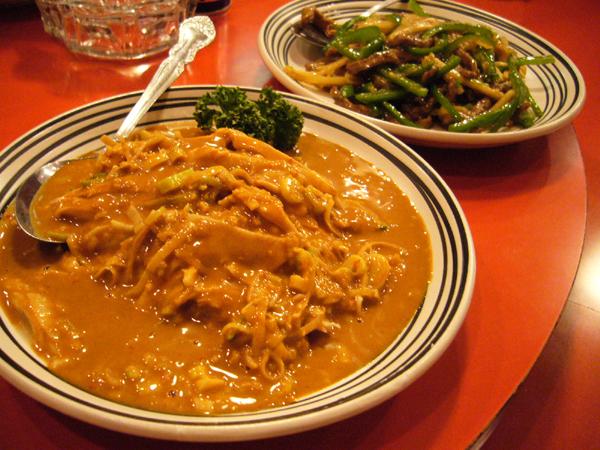 赤坂の中華料理 蘭苑飯店