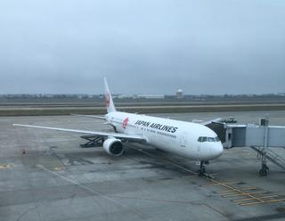 28回目の台湾--日本航空JL802・JL729