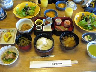 静岡県・日本平ホテル