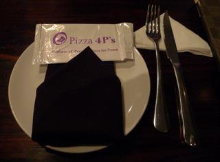サイゴン一のピザ屋「PIZZA 4P'S(ピザ フォーピース)」 @ホーチミン