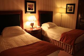 イタリア、ヴェネツィア「Hilton Molino Stucky Venice hotel(ヒルトン・モリノ・スタッキー・ベニス・ホテル)」