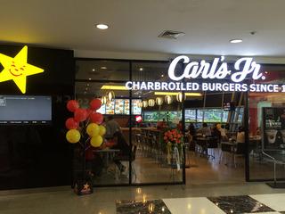カールス・ジュニア(Carl's Jr.)のハンバーガーを食す! @ジャカルタ・プラザスマンギ