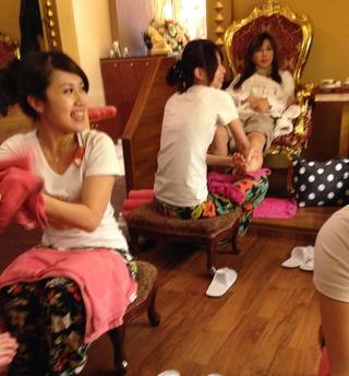 泰晶殿「Royal Thai Massage」 @八徳路店・台北