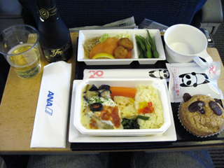 第五次的上海旅行−出発「NH1281」