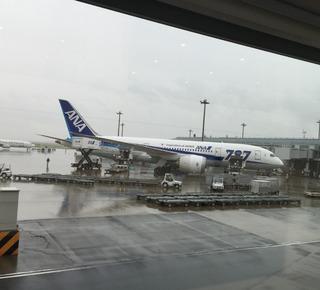 ジャカルタ赴任後12度目の帰国 --ジェットスター「3K206」・日本航空「JL038」便と全日空「NH0835」