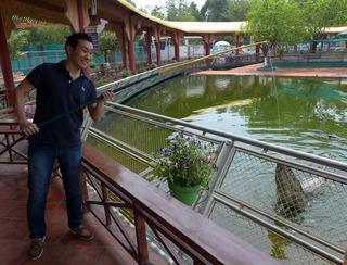 世界の有名テーマパーク12選に選ばれた「Suoi Tien Theme Park(スイティエン公園)」 @ホーチミン