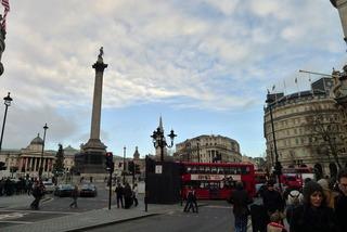 トラファルガー広場 @ロンドン
