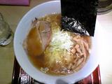 渋谷駅ガード下 麺屋 千代松