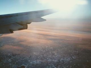 ラスベガス直行便 --日本航空「JL026」便