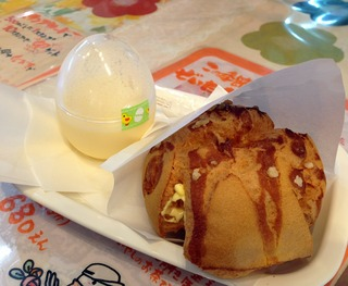 みなみくんの卵、直営のスイーツ店「こっこ家」 @奄美大島