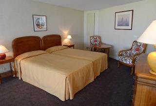 モンサンミッシェルの旅〜ホテル「ルレ サン ミッシェル(HOTEL RELAIS SAINT MICHEL)」〜