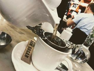 本格的ティールーム「HOPETOUN Tea Rooms」 @メルボルン・オーストラリア