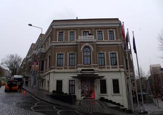 Wホテル イスタンブール(W Istanbul)施設編 @トルコ・イスタンブール