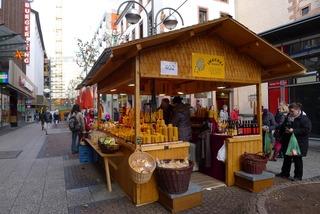 レーマー広場のクリスマス市場