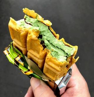 インドネシアのアイスクリーム
