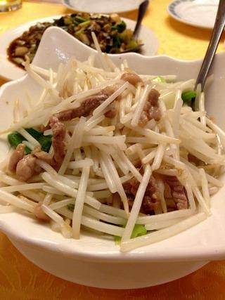 台湾家庭料理「蘭花廳」 @台北・兄弟大飯店